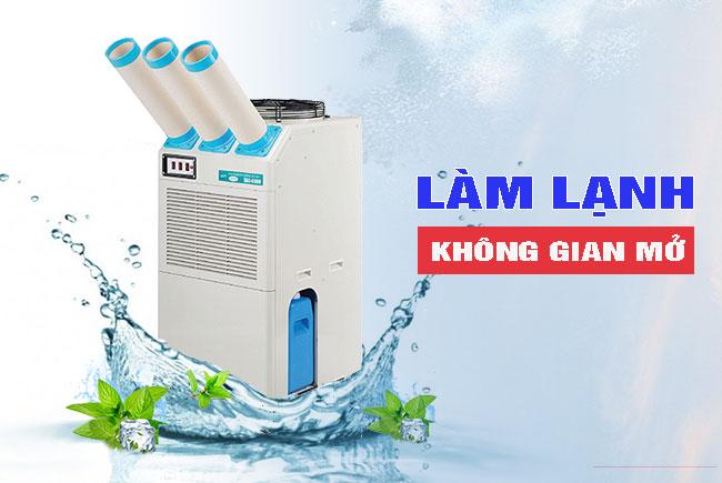 máy lạnh di động nakatomi