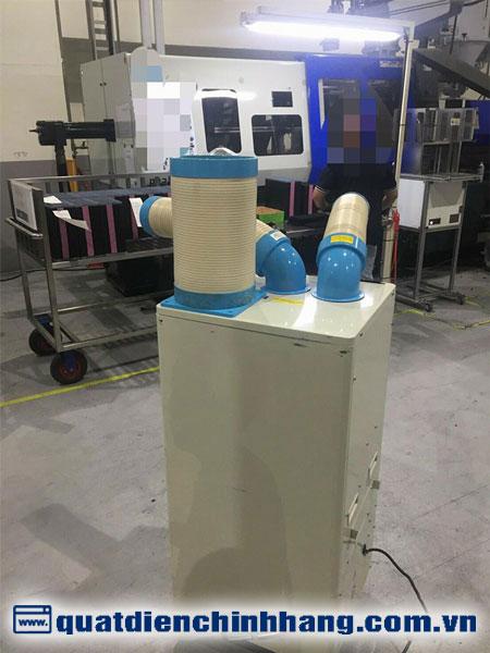 ứng dụng máy lạnh di động sac-4500