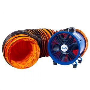 quạt hút kin-300 nối ống
