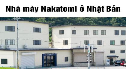 nhà máy nakatomi