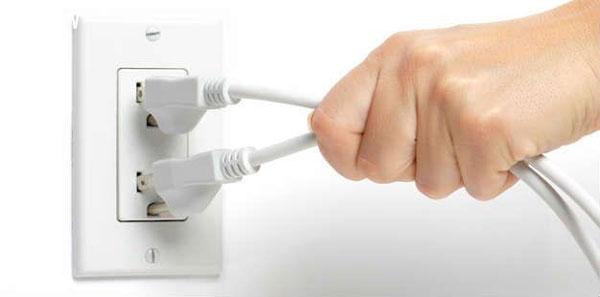 hạn chế sử dụng điện