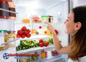 Những cách đơn giản khử mùi tủ lạnh