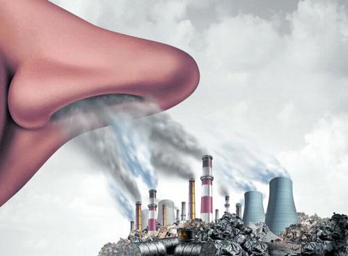 ô nhiễm không khí nhà xưởng