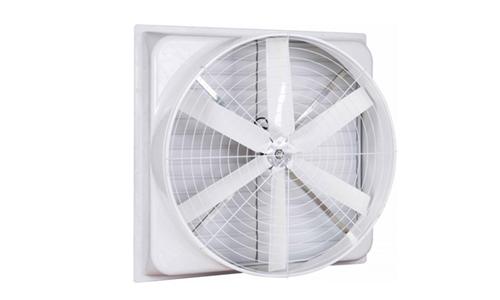 Quạt thông gió công nghiệp 3 pha Composite