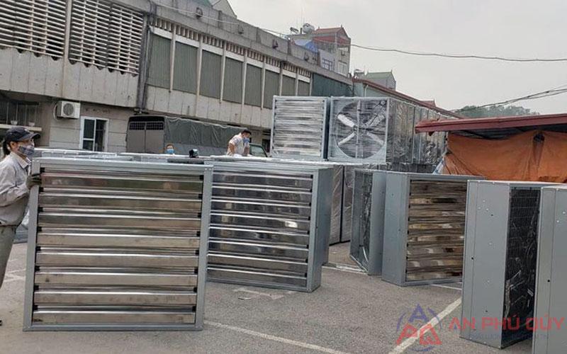 Quạt hút gió nhà xưởng AFan AFK1220
